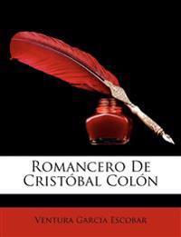 Romancero De Cristóbal Colón