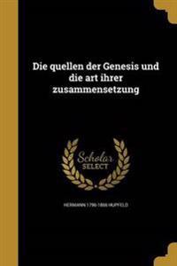GER-QUELLEN DER GENESIS UND DI