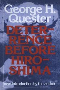 Deterrence Before Hiroshima