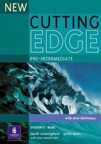 New Cutting Edge Pre-Intermediate Students' Book