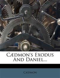 Cædmon's Exodus And Daniel...