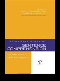 On-line Study of Sentence Comprehension