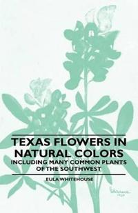 Texas Flowers in Natural Colors - Including Many Common Plants of the Southwest