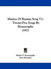 Masters of Russian Song