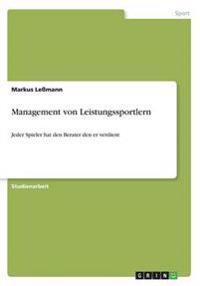 Management von Leistungssportlern