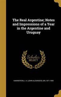REAL ARGENTINE NOTES & IMPRESS