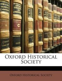 Oxford Historical Society