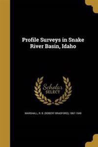 PROFILE SURVEYS IN SNAKE RIVER