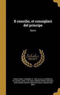 ITA-CONCILIO ET CONSIGLIERI DE