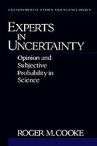 Experts in Uncertainty