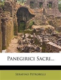 Panegirici Sacri...
