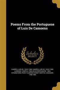 POEMS FROM THE PORTUGUESE OF L