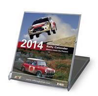 2014 Desktop Rally Calendar