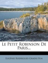 Le Petit Robinson De Paris...