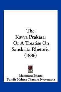 The Kavya Prakasa