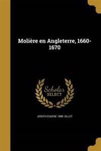 FRE-MOLIERE EN ANGLETERRE 1660