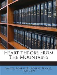 Heart-throbs From The Mountains