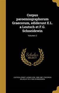 LAT-CORPUS PAROEMIOGRAPHORUM G