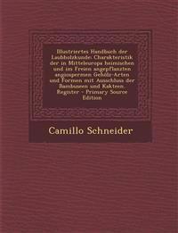 Illustriertes Handbuch Der Laubholzkunde; Charakteristik Der in Mitteleuropa Heimischen Und Im Freien Angepflanzten Angiospermen Geholz-Arten Und Form
