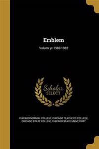 EMBLEM VOLUME YR1980-1982