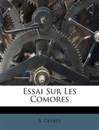 Essai Sur Les Comores