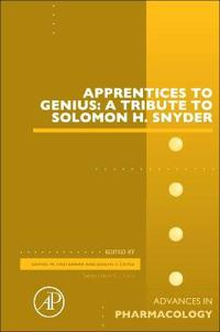 Apprentices to Genius: A tribute to Solomon H. Snyder