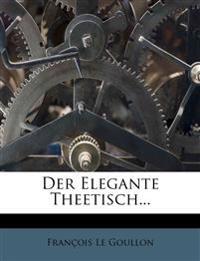 Der Elegante Theetisch...