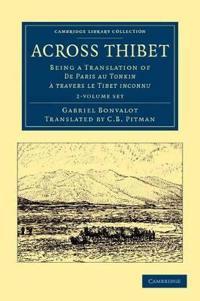 Across Thibet 2 Vol Set