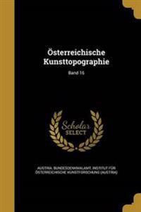GER-OSTERREICHISCHE KUNSTTOPOG