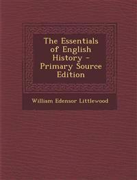 Essentials of English History