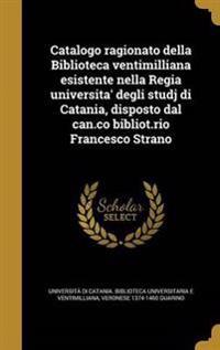 ITA-CATALOGO RAGIONATO DELLA B