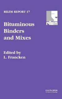 Bituminous Binders and Mixtures