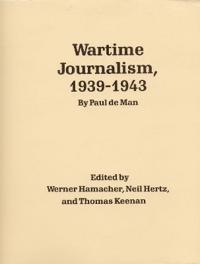 Wartime Journalism, 1939-43