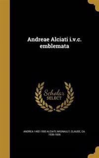 LAT-ANDREAE ALCIATI IVC EMBLEM