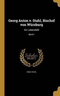 GER-GEORG ANTON V STAHL BISCHO