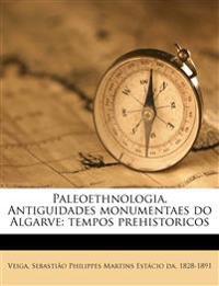 Paleoethnologia. Antiguidades monumentaes do Algarve: tempos prehistoricos