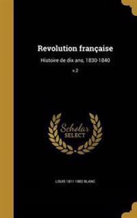 FRE-REVOLUTION FRANCAISE