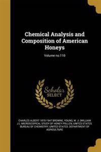 CHEMICAL ANALYSIS & COMPOSITIO