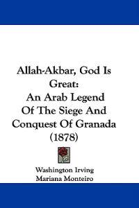 Allah-akbar, God Is Great