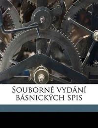 Souborné vydání básnických spis Volume 32