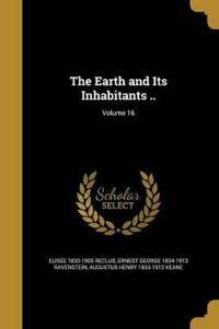 EARTH & ITS INHABITANTS V16
