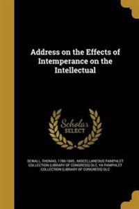 ADDRESS ON THE EFFECTS OF INTE