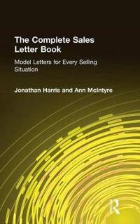 The Complete Sales Letter Book