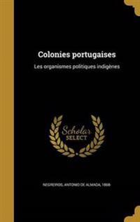 FRE-COLONIES PORTUGAISES