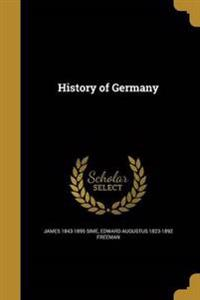HIST OF GERMANY