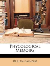 Phycological Memoirs
