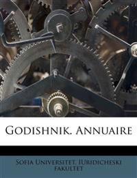 Godishnik. Annuaire