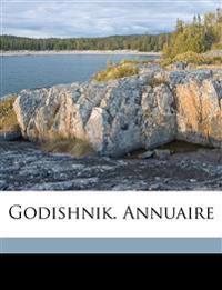 Godishnik. Annuair, Volume 10-11