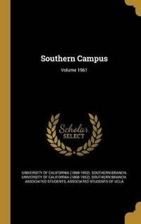 SOUTHERN CAMPUS VOLUME 1961