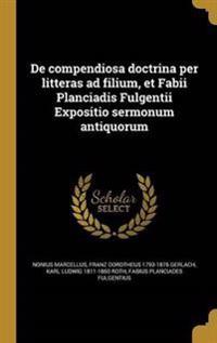LAT-DE COMPENDIOSA DOCTRINA PE